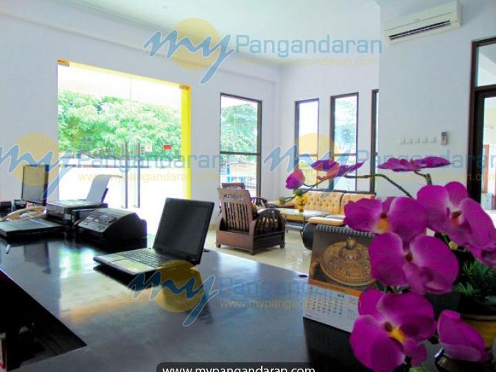 Tampilan Grand Mutiara Hotel Pangandaran
